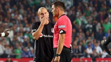 Ümit Öztürk'den penaltı açıklaması; 'Pepe tebrik etti'