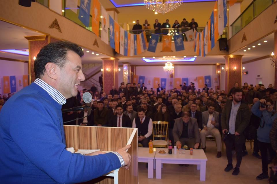 İşte Mustafa Çetin'in Belediye Meclis Listesi