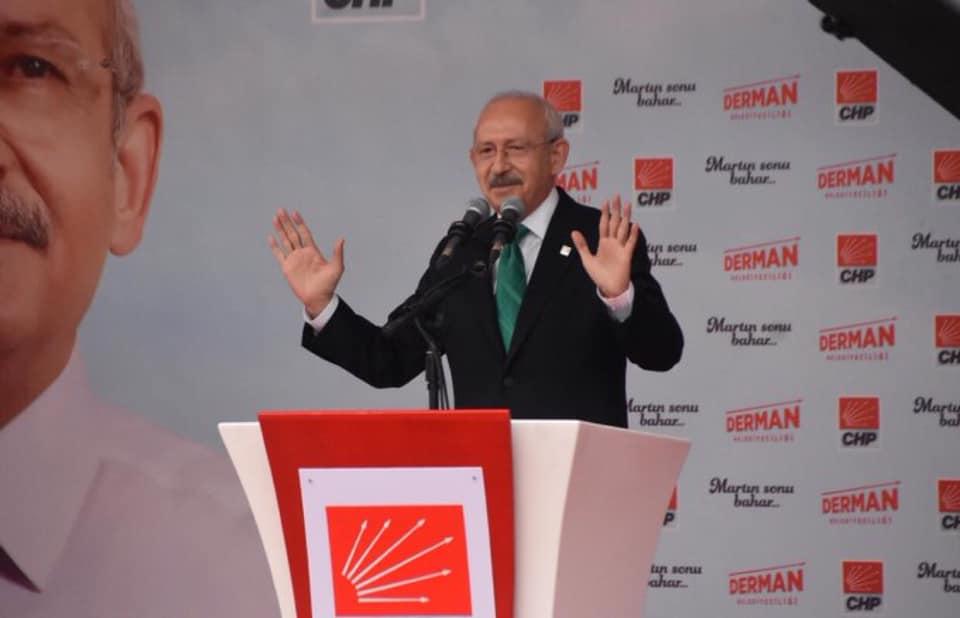 """Kılıçdaroğlu,""""""""DUR ARTIK, YETER DİYECEKSİN"""""""
