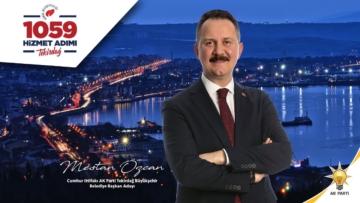 """MESTAN ÖZCAN'DAN""""POTANSİYELİ BÜYÜKŞEHİR TEKİRDAĞ"""" İÇİN 1059 HİZMET ADIMI!"""