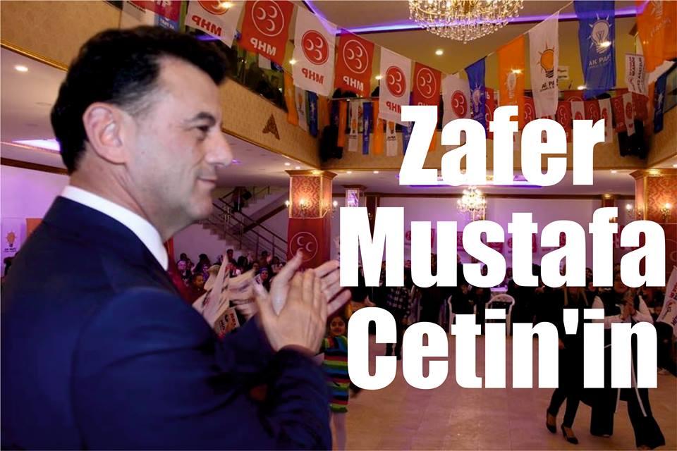 8458 Oy Fark İle Kapaklı Belediye Başkanı Mustafa Çetin