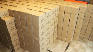 ÇOSB'den İhtiyac Sahiplerine 1000 Adet Erzak Kolisi Dağıtımı Tamamlandı