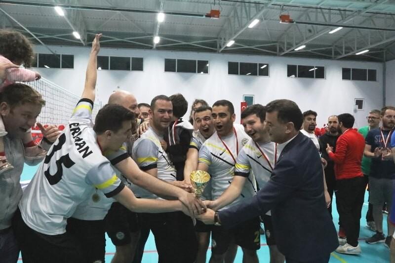 Turnuva'nın Kazananı Mesleki Teknik Anadolu