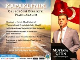 Başkan Çetin'den Dev Adım…