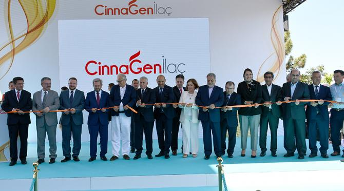 CinnaGen İlaç'tan Bölgemize Dev Yatırım
