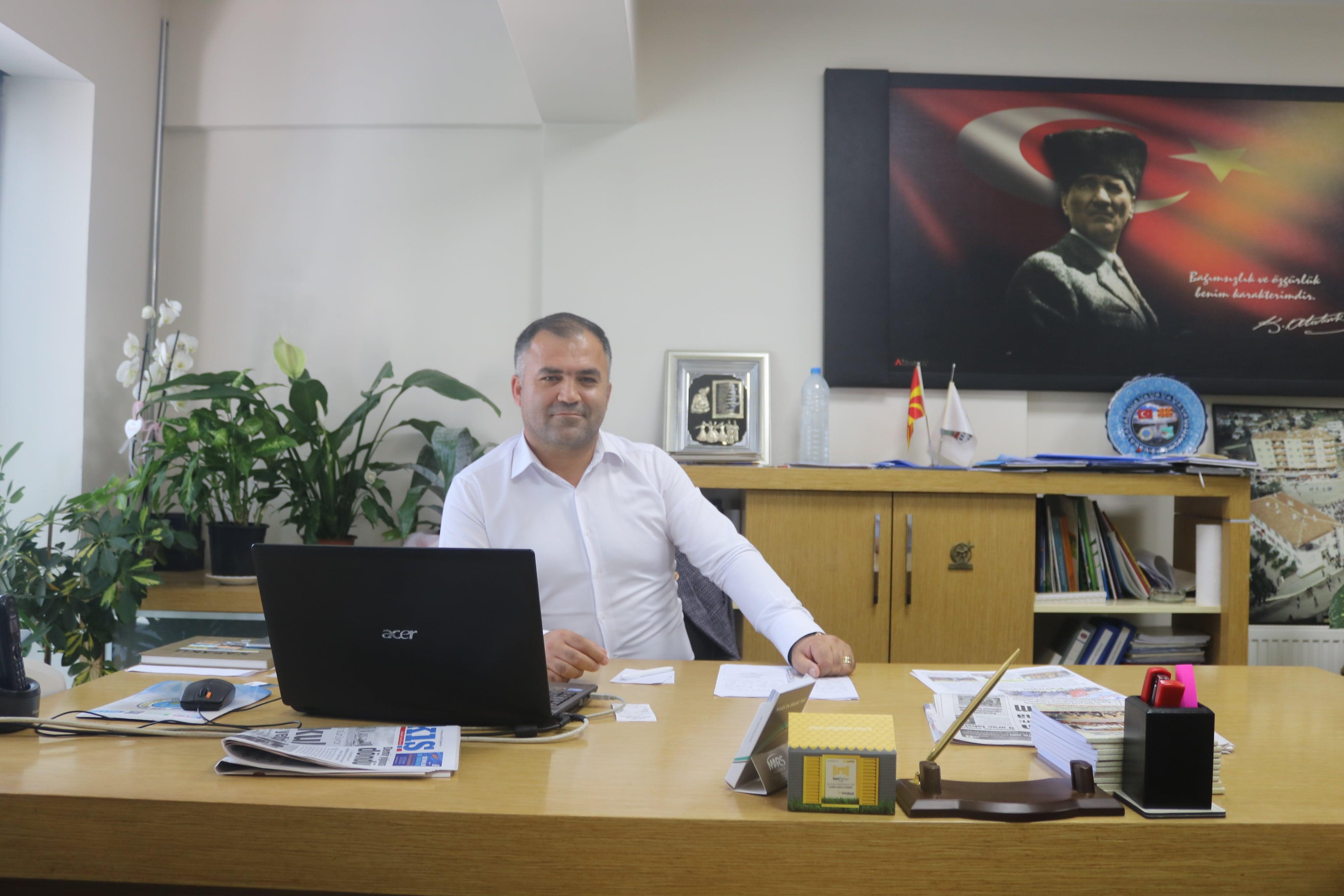 Kapaklı Belediyesi Özgür'e Emanet