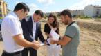 Başkan Trakya'nın En Büyük Parkı için Startı verdi