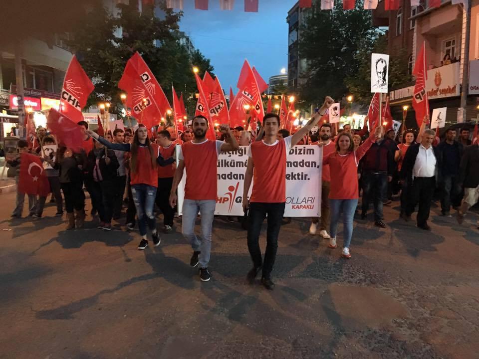 Değer Koç CHP'de Beklenen Değişim için yola çıktı