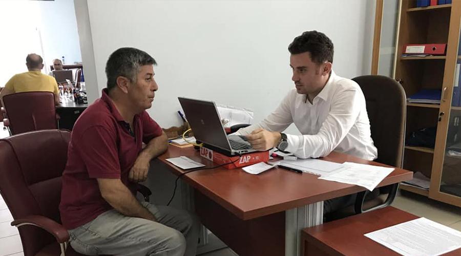 İşkur'dan Engelli Vatandaşlarımıza İş İmkanı