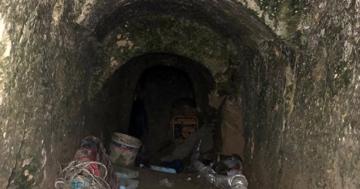 Vize'de Define Avcıları Kıskıvrak Yakalandı