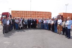 3 bin arı kovanı dağıtıldı