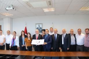 Ergene Belediyesi Atatürk Evi Projesi İçin İmzaları Attı