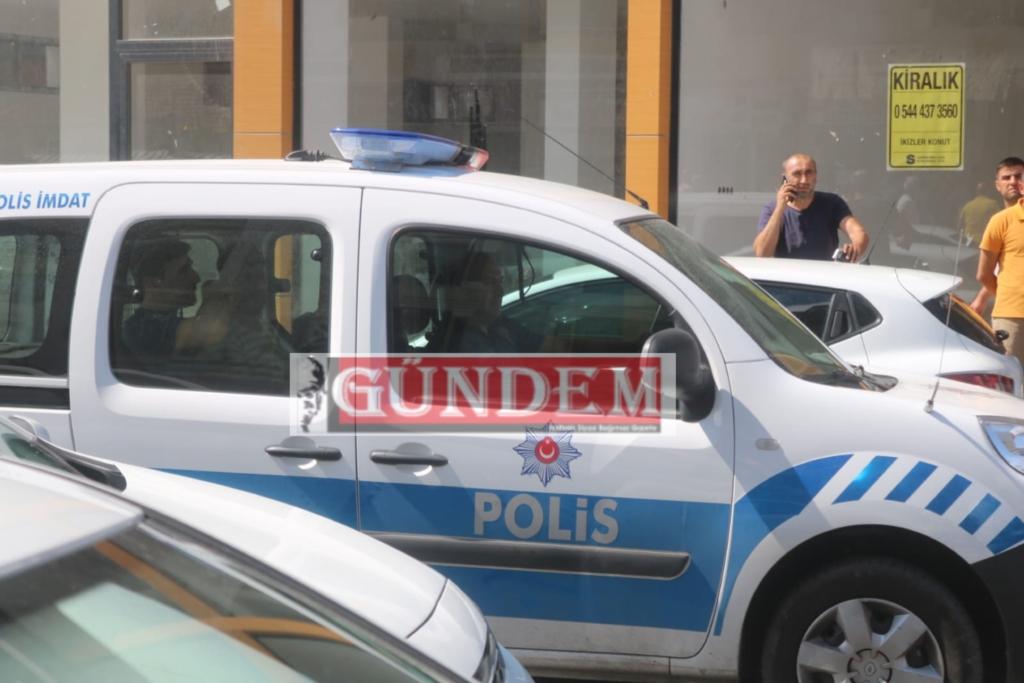 Kapaklı da Kan Donduran Olay .Eşi ve Çocukları yanında bıçaklandı