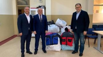 ÇTSO Sosyal Yardımlaşma Projelerine Devam Ediyor