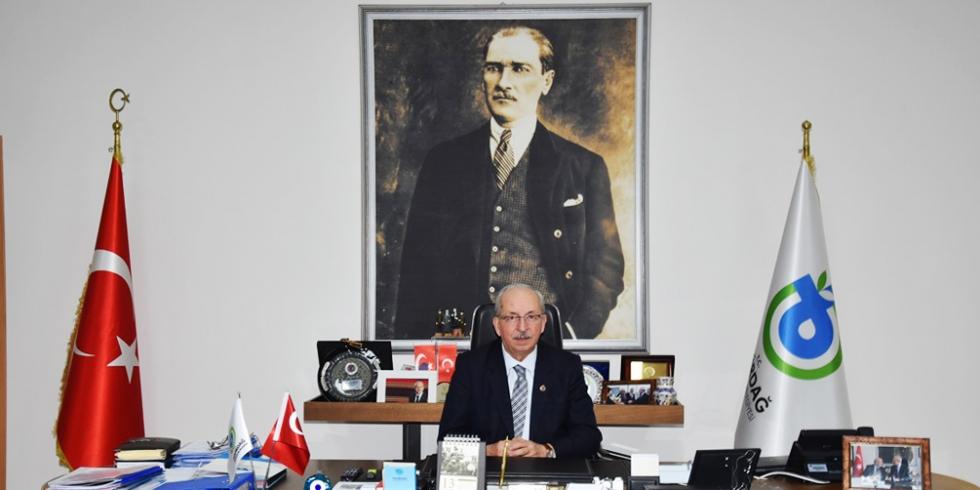 """""""Tekirdağ Büyükşehir Belediyesi olarak, şiddete uğrayan tüm kadınlarımızın yanındayız"""""""
