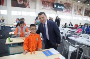 Kapaklı'da İlk Defa Akıl ve Zeka Oyunları Turnuvası Gerçekleştirildi
