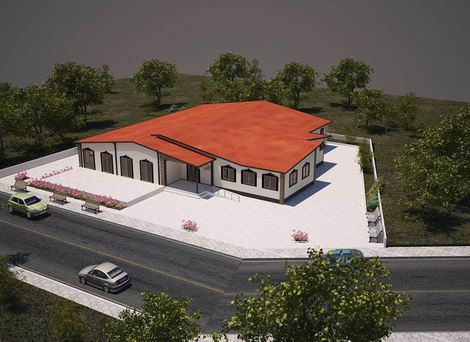 Kapaklı Turizm ve Yöresel Ürünleri Merkezinin Yapımına Başlandı