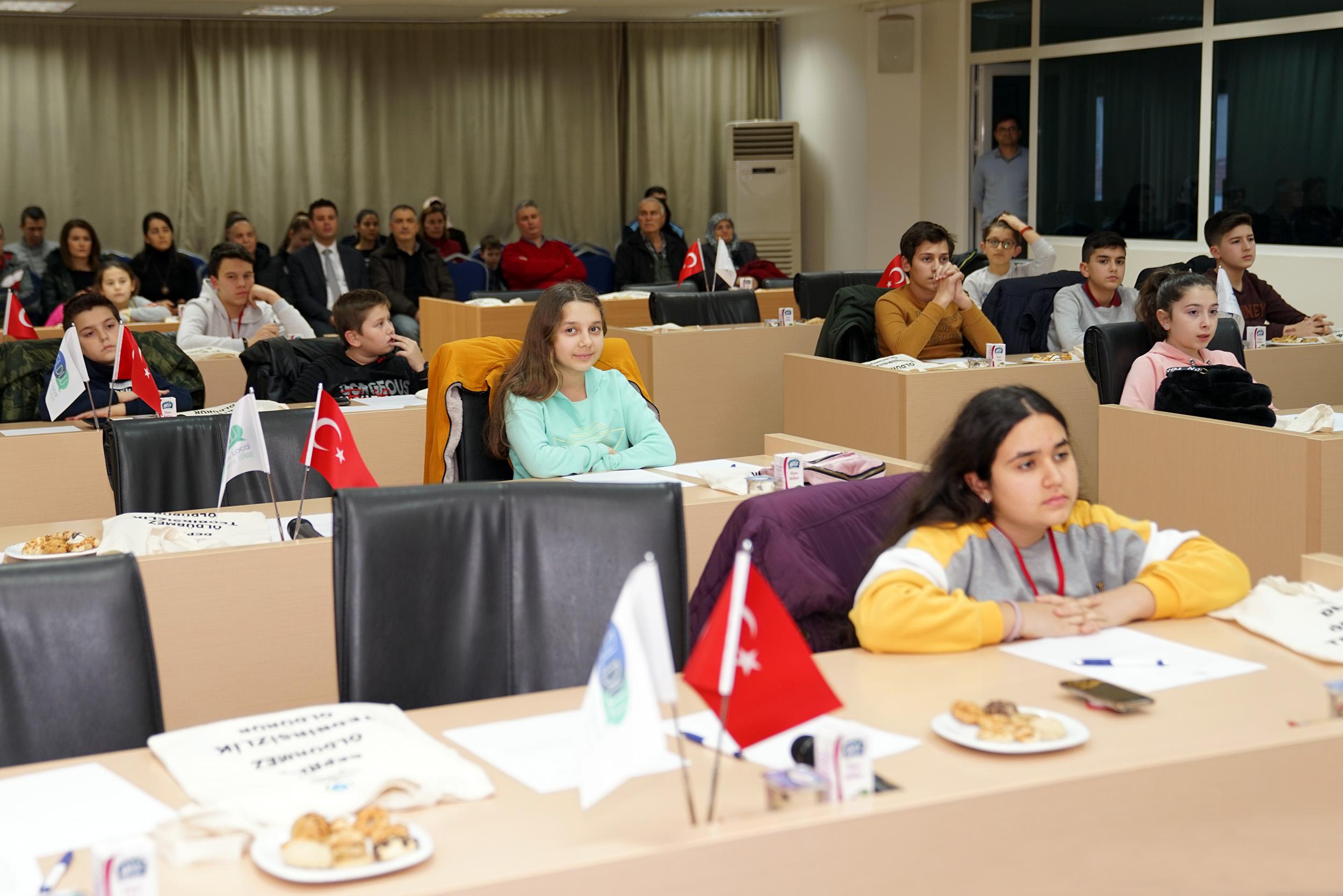 Çocuk Meclisi Şubat Ayı Olağan Toplantısı Gerçekleştirildi