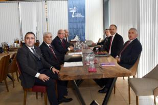 TRAKYAKA Yönetim Kurulu Toplantısı Yapıldı