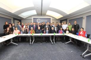 ÇOSB 2019 Yılı II. Dönem Yönetim Gözden Geçirme (YGG) Toplantısı Yapıldı