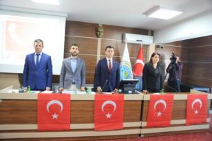 KAPAKLI BELEDİYESİ MECLİS ÜYELERİNDEN TSK'YA DESTEK