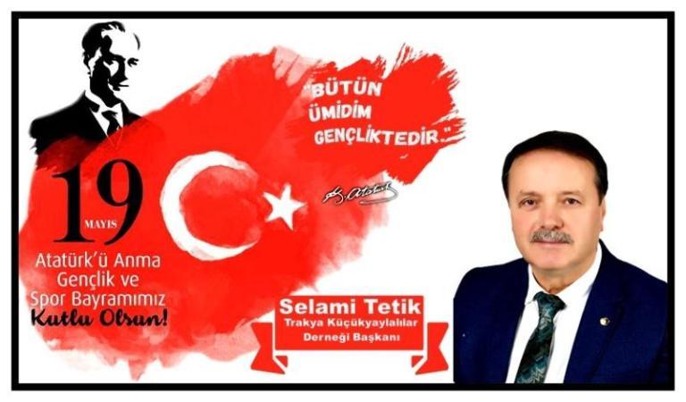 """""""Türk milletinin kaderi çizilmiştir"""""""