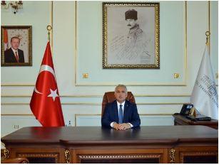 Vali Aziz Yıldırım'ın 19 Mayıs Atatürk'ü Anma Gençlik ve Spor Bayramı Mesajı