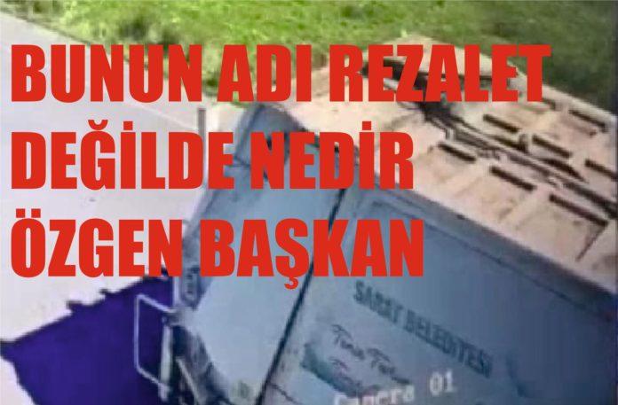 ÖZGEN ERKİŞ SARAY REZALET